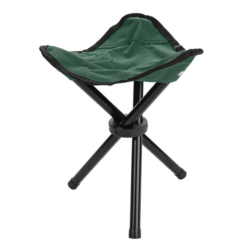 Camping Folding Tripod Chair Outdoor Sports Hiking Fishing Portable Seat Chair fishing chair camping folding tripod chair outdoor sports hiking fishing portable seat chair for outdoor picnic bbq beach chair