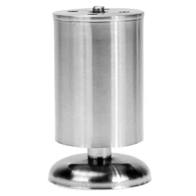 10 Cm/8 Cm/6 Cm Edelstahl Küche Einstellbar Schränke Sofa Füße Runde Möbel