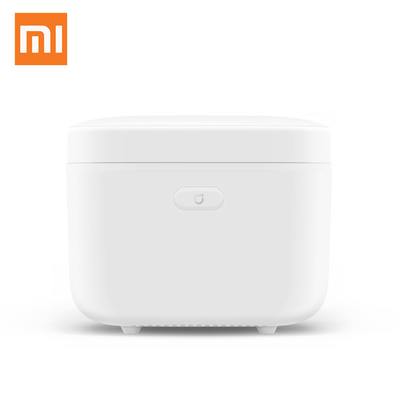 Xiaomi IH Smart Remote Electric Rice Cooker 3L Alloy Xiaomi Mijia Beef Cooker 3L Home Appliances Smartphone APP WiFi Control 220v 600w 1 2l portable multi cooker mini electric hot pot stainless steel inner electric cooker with steam lattice for students