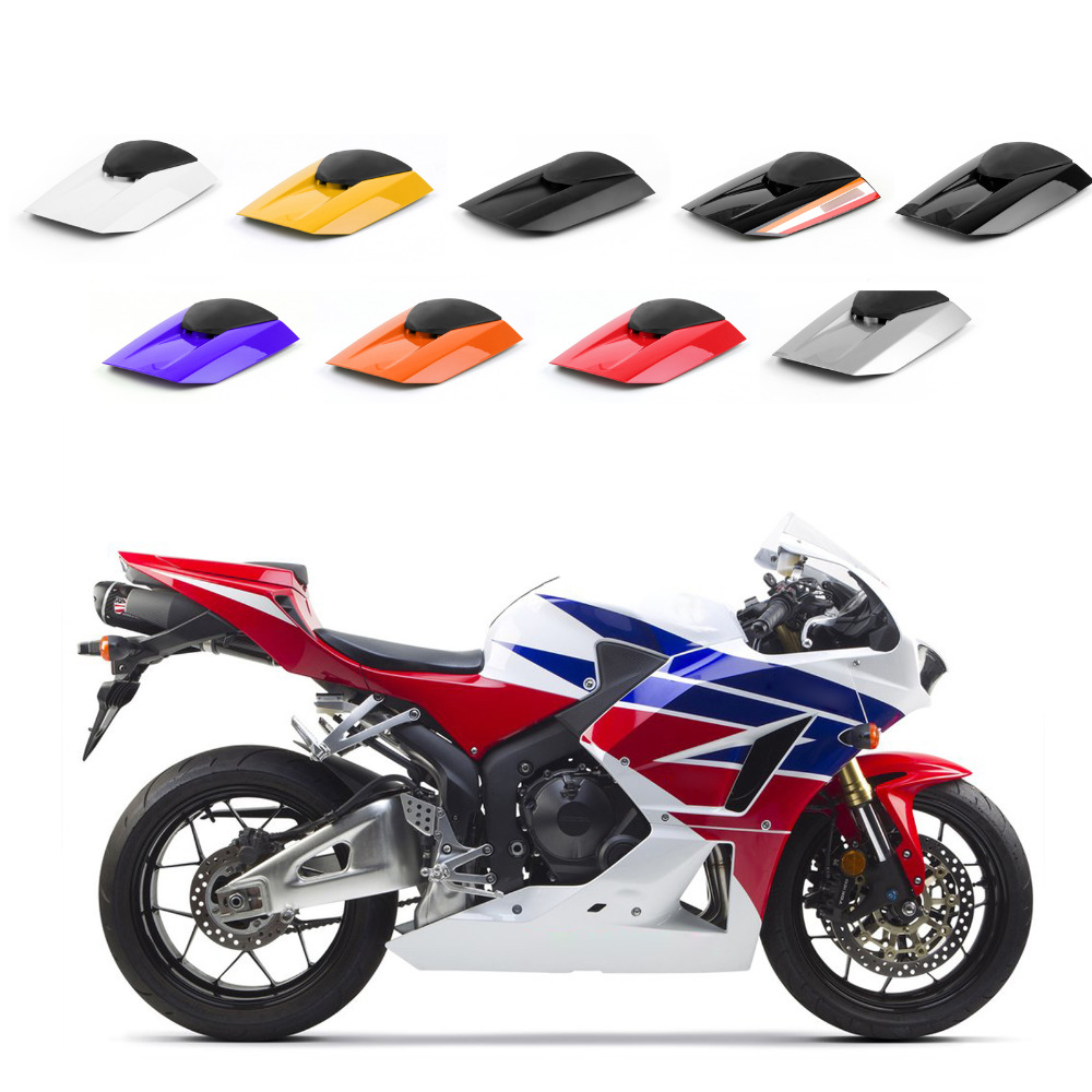 Areyourshop Motorcycle ABS Plastic Rear Seat Cover Cowl For Honda CBR600RR CBR 600 RR 2013-2014 New Arrival Motorbike Part
