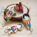Оптом и в розницу Аниме Мой Сосед Тоторо, Одна Часть, Hello Kitty DIY Мусора Крючки/Настенные Крючки девочек игрушки бесплатная доставка