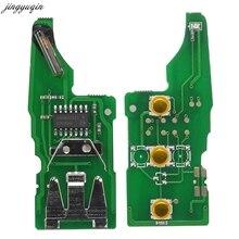 Jingyuqin 15x 5k0837202ad placa eletrônica de circuito chave remoto para vw beetle/caddy/golfe/jetta/polo/scirocco/tiguan/touran + id48