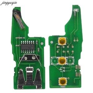 Image 1 - jingyuqin 15X 5K0837202AD Remote Key Circuit Electronic Board for VW Beetle/Caddy/Golf/Jetta/Polo/Scirocco/Tiguan/Touran + ID48