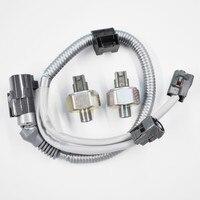 2 Knock Sensors & harness 89615 12090 for TOYOTA LEXUS Avalon Camry ES300