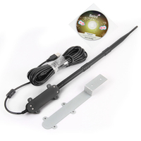 Outdoor USB WiFi Adapter 150Mbps 13dB High Power WiFi Antenna 802 11b G N Wireless Signal