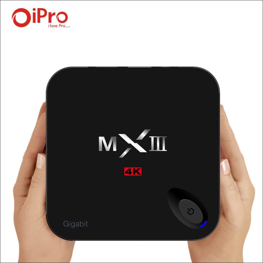 Root MXIII G MXIII G Amlogic S812 Android 5 1 TV BOX Gigabit Lan 2G