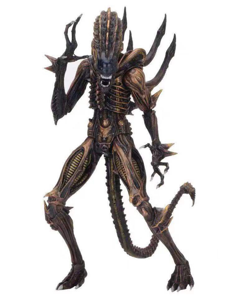 US $14 76 31% OFF|2019 NECA 13th Lineup Aliens VS Predator Scorpion Snake  Alien Sgt Apone Kenner Action Figure Toy-in Action & Toy Figures from Toys  &