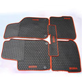New Genuine Dedicated Front&Rear Floor Slip-resistant Rubber Mats For VW Bora 2013
