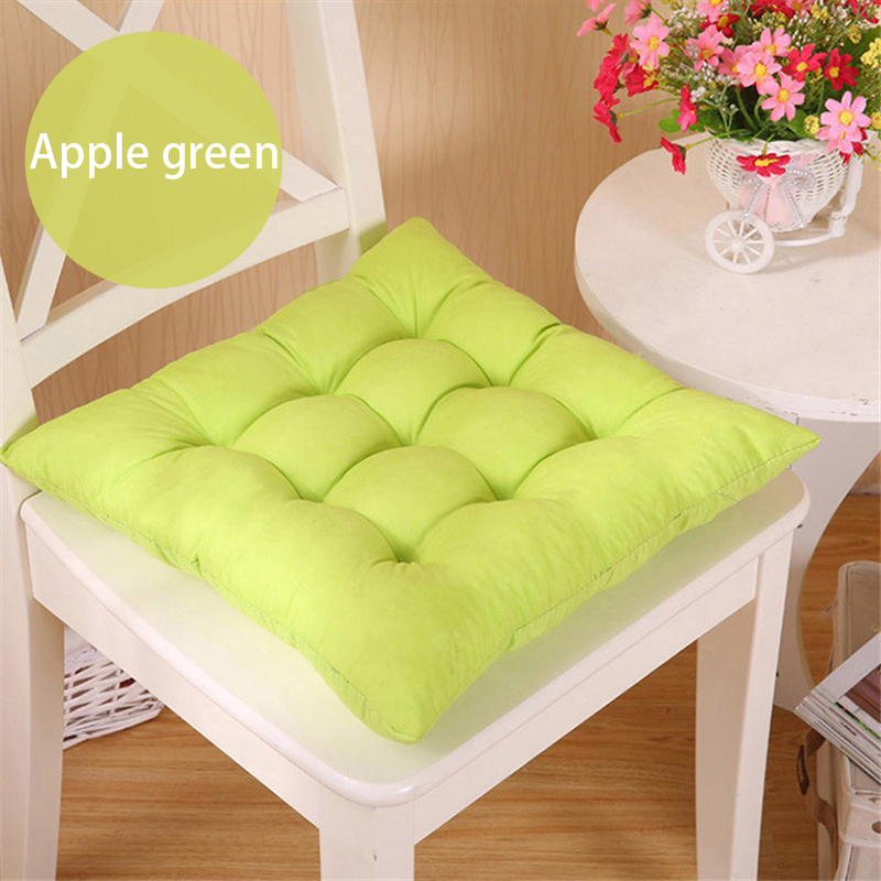 40x40cm Sofa Cotton Throw Pillows Back Cushions Seat Cushions For Sofas Kitchen  Chair Floor Home Car Office Home Textile Supply