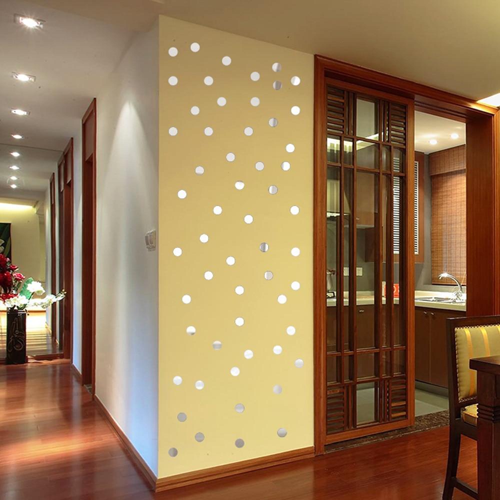 Diy Mirror Wall Decor Choice Image - home design wall stickers