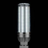 Aluminium Bombillas Led E26 110 v żarówki LED E27 Kukurydzy 220 v 5730SMD Wysoki prześwit 25 W 35 W 45 W Lampy Oszczędzania Energii Spiralne