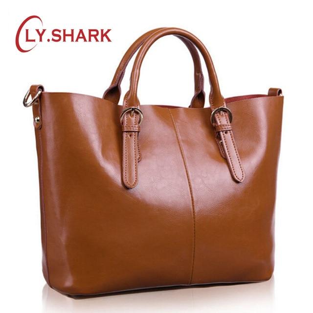 LY.SHARK Genuine Leather Bag Women 2018 Shoulder Bag Famous Designer Women Messenger Bags For Women Handbag Luxury Bag Women цена и фото