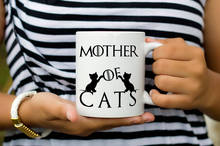 Mother Of Cats Coffee Mug