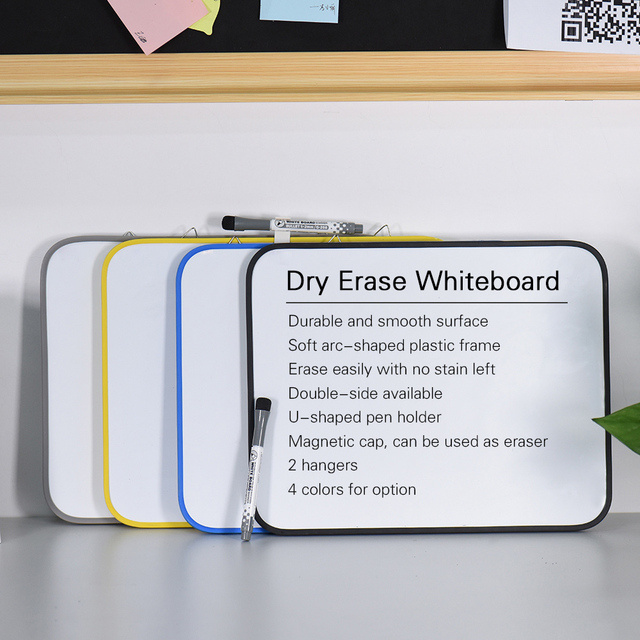 Eco friendly Whiteboard Dry Erase Magnetic Drawing Writing Board ...