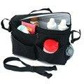 Stroller Buggy Insulated Organiser Bag Cooler Bag Cup Bottle Food Storage Bag