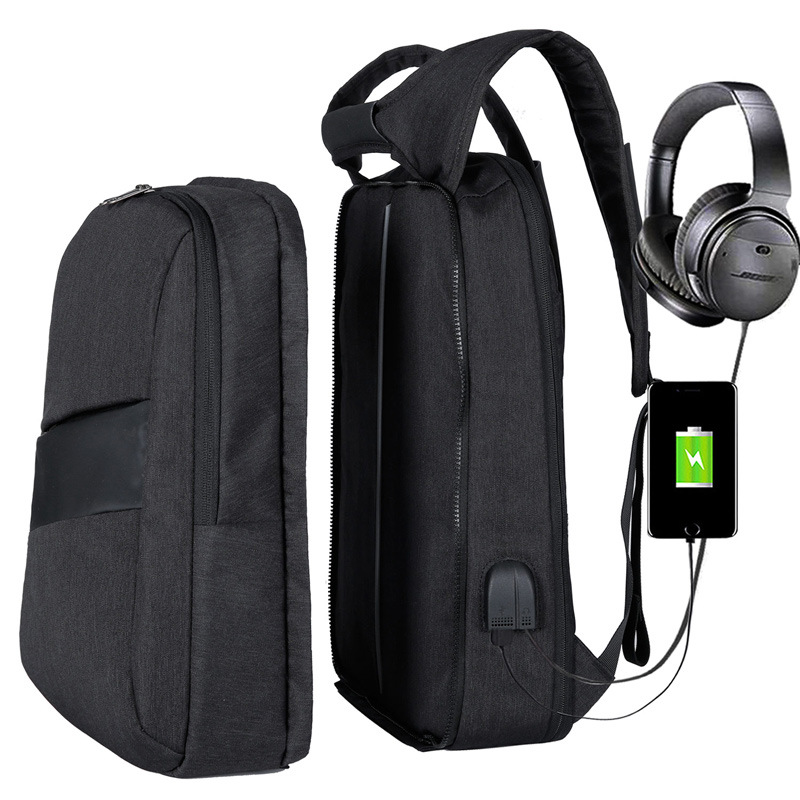 Men s Backpacks 17 Inch Computer Notebook Travel Bags Removable Large Capacity Bagpack Waterproof Business Usb