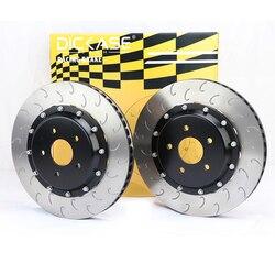 Aluminium kute lekki silne racing 355mm tarcze hamulcowe do 18J zestaw hamulców dla 18 obręczy Benz 190E 2.3