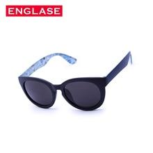 ENGLASE das Mulheres Óculos de Sol Da Moda Óculos de Mulheres Padrão Suporte de lente de óculos de Sol Quadrados Mulheres Óculos oculos de sol feminino