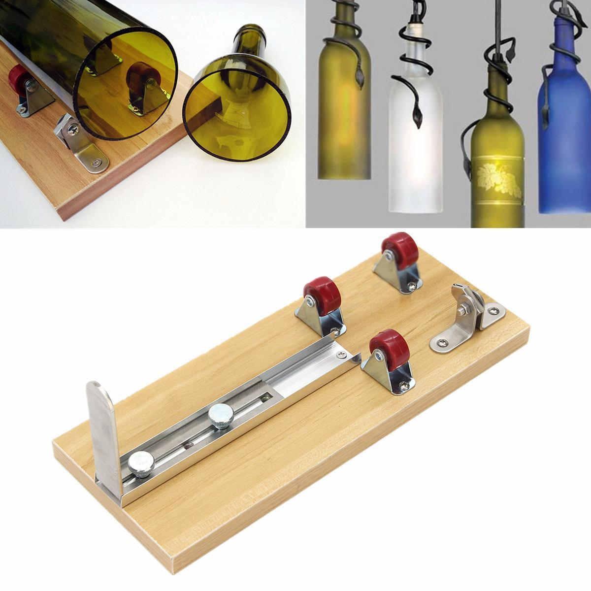 Uncategorized Bottle Cutter Diy mayitr glass bottle cutter machine wine jar kit sculpture art cutting tool diy recycle in from
