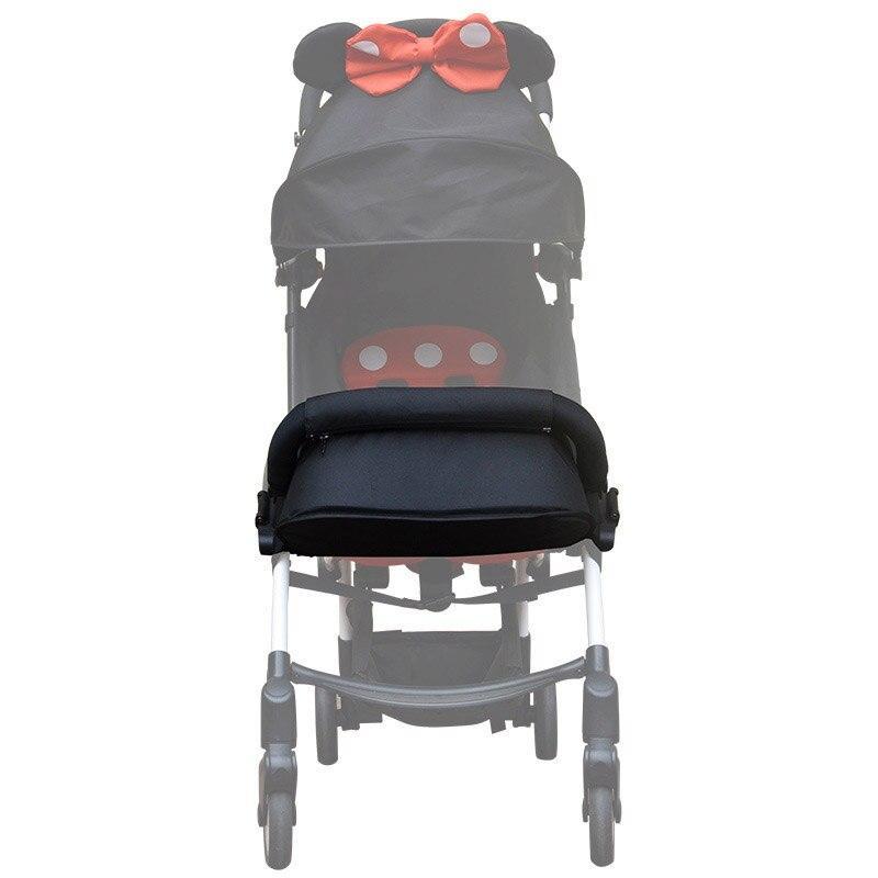 Activity & Gear Babyyoya Baby Stroller Accessories Armrest Bumper Bar Set Baby Carriages Feet Support Mat General Baby Carriers Armrest Set Pram
