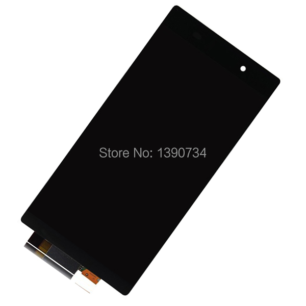 Подробнее о Replacement Parts Black LCD Display Touch Screen Digitizer Assembly For Sony Xperia Z1 L39 L39h C6902 C6903 C6906 Free shipping 10pcs lot aaa 5 black white lcd for sony xperia z1 l39h lcd display touch screen digitizer frame assembly l39 c6902 c6903 dhl
