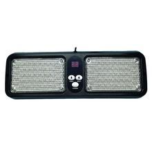 86 светодиодов Strobe Light 12 режимов чрезвычайных вспышки Предупреждение внимание солнцезащитный экран козырек лампа бар для грузовых вагонов Ван