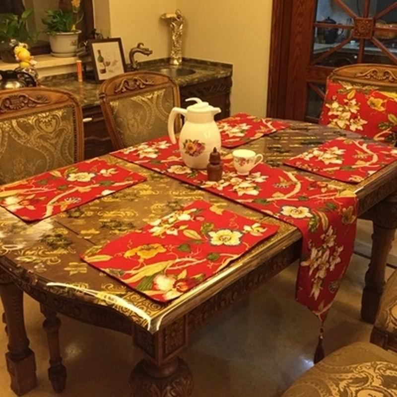Европейские и американские флаги скатерть кровать стороны кабинета ТВ Свадебные торговли скатерть коврик крышка ткани полотенца