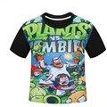 Camisa de T das crianças meninos e meninas dos desenhos animados t-shirts de algodão