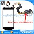 Touch Для OUKITEL K10000 Сенсорного Экрана Digitizer Панель шлейф EK55M. 20925