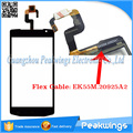 Touch Panel Digitalizador de Pantalla táctil Para OUKITEL K10000 Flex cable EK55M. 20925