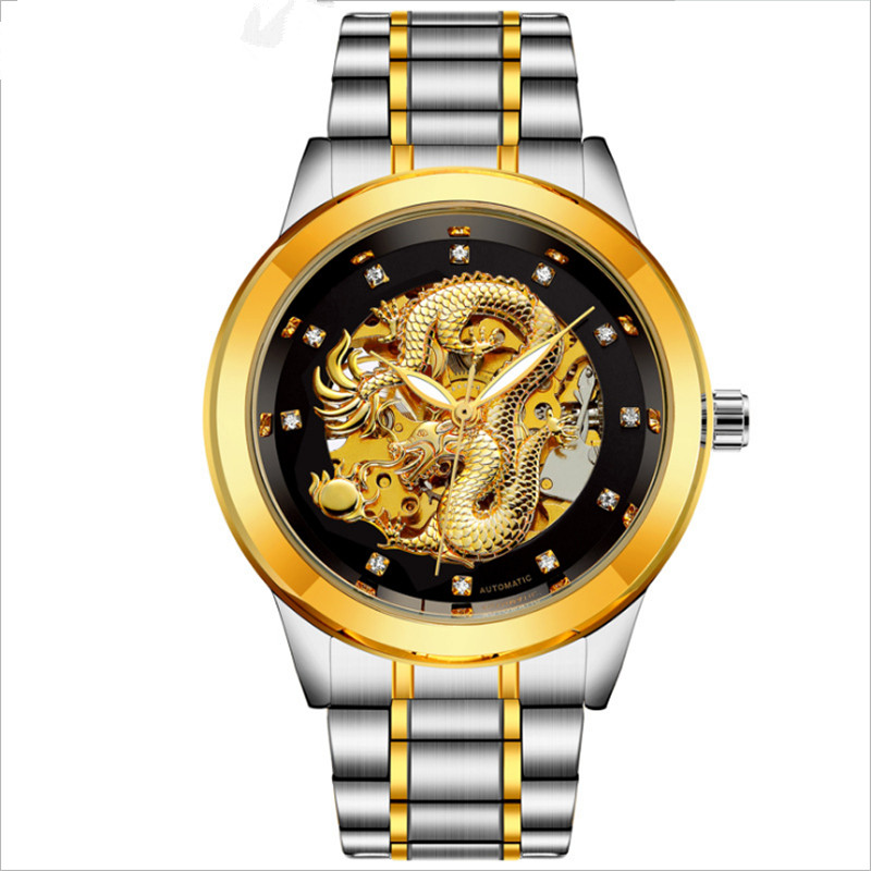 Top nouvelle montre à quartz pour hommes, style classique, montre un tempérament noble.. 26