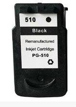 1 unids compatible para canon 510 pg510 aplicable negro cartuchos de tinta para canon pixma ip2700 mp240 mp250 mp270 mp480 envío gratis