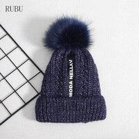 Nowy zima wełny kapelusz pani jasne list pasty tkaniny bawełniane czapka na zewnątrz mody dzikie ciepłe ucha czapka czapka Skullies Bonnet kapelusz
