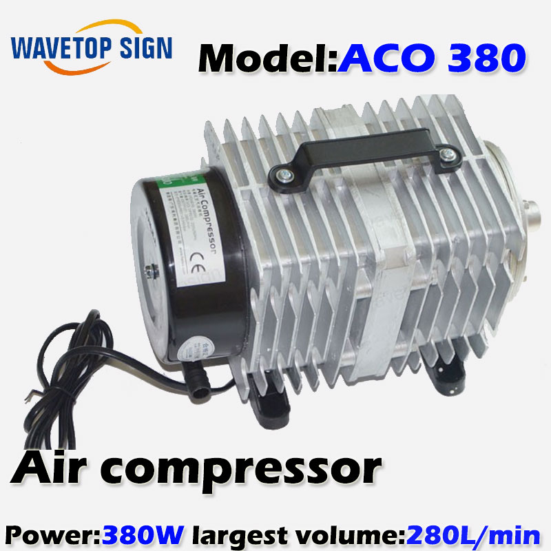 Air Compressor  ACO 380   0.04Mpa 280L/Min  380W 220v  50HZ 60HZ