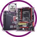 HUANANZHI X99 LGA2011-3 rabatt motherboard mit M.2 NVMe slot motherboard mit CPU Xeon E5 2678 V3 SR20Z 12 core 24 gewinde