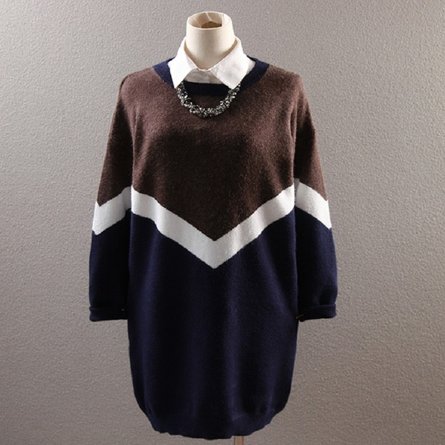 2016 new autumn/spring Maternity sweaters coat and outerwear knitted sweater pregnant autumn clothing maternity tops 16850