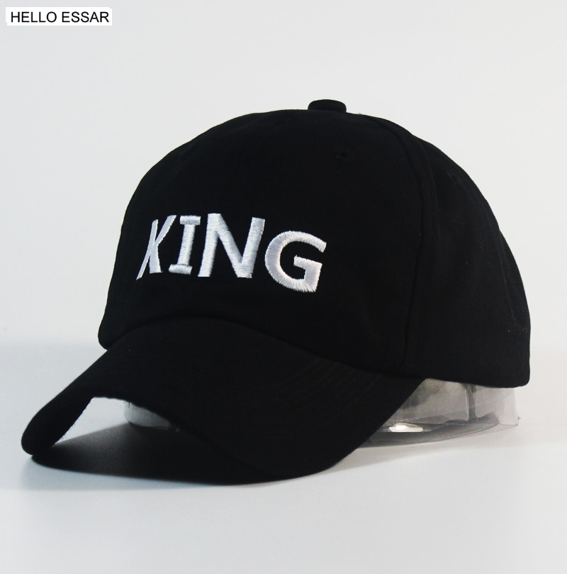 NEW Men Baseball Cap Women Hip Hop Snapback fashioon letter King queen Golf Sports Hat Cap Outdoors Travel Hats party gift C1117