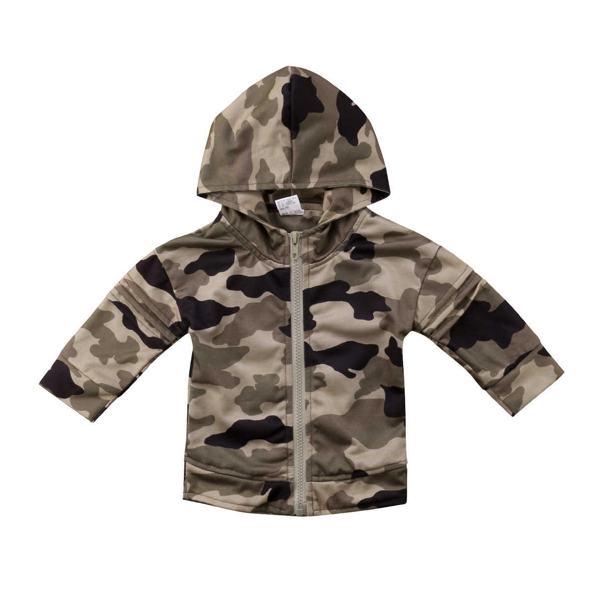 b8ddb72f77cf1 Detail Feedback Questions about New Fashion Kids Baby Infant Boy Camouflage  Letter Print Army Green Boys Zipper Coat on Aliexpress.com | alibaba group