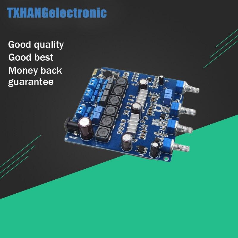 TPA3116D2 2.1 Channel Digital 50Wx2+100W CSR4.0 Bluetooth Audio HIFI Subwoofer Bluetooth Amplifier BoardTPA3116D2 2.1 Channel Digital 50Wx2+100W CSR4.0 Bluetooth Audio HIFI Subwoofer Bluetooth Amplifier Board