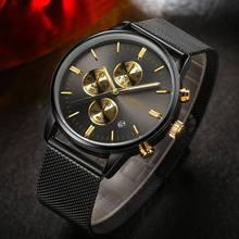 Zegarek Męski Klasyczny LIANDU Dwa Kolory