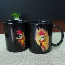 Dragon Ball Z Color Changing Magic Mug