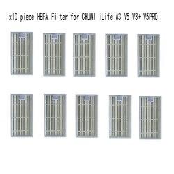10 pcs hepa filter for vacuum cleaner chuwi ilife v5s ilife v5 pro v3 v3 v5pro.jpg 250x250
