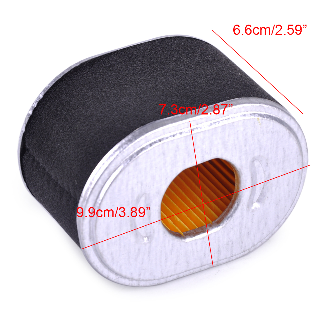 LETAOSK New Air Filter Replacement Accessories Fit For Honda GX160 55HP GX200 65HP Lawnmower 17210 ZE1 822 In Tool Parts From Tools On Aliexpress