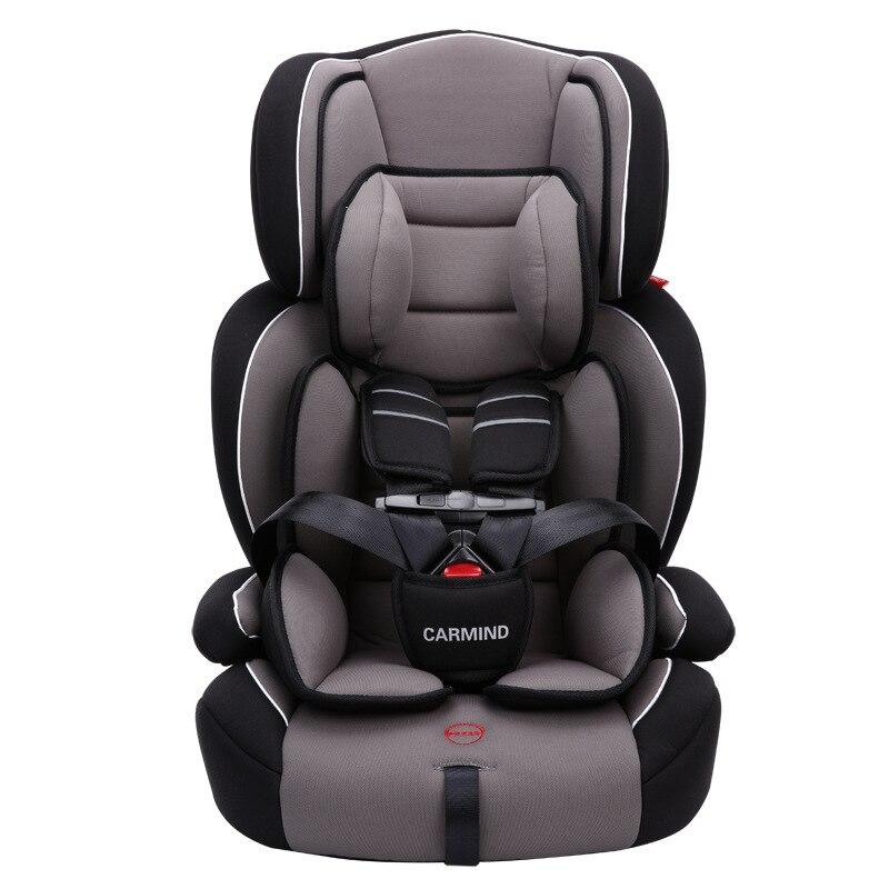 Bébé rehausseur siège auto enfant sécurité chaise siège auto pour bébé universel s'asseoir et mentir Isofix cinq points harnais 0 ~ 12Y