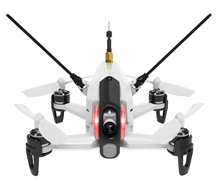 Walkera Rodeo 150 Mini FPV Racing Drone 5 8G Image Transmission Devo 7 Radio 600TVL Camera