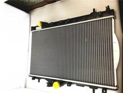 Część zamienna części układ chłodzenia OE numer 1301100U8020 dla JAC J3 A138 chłodnica montaż intercooler srebrny