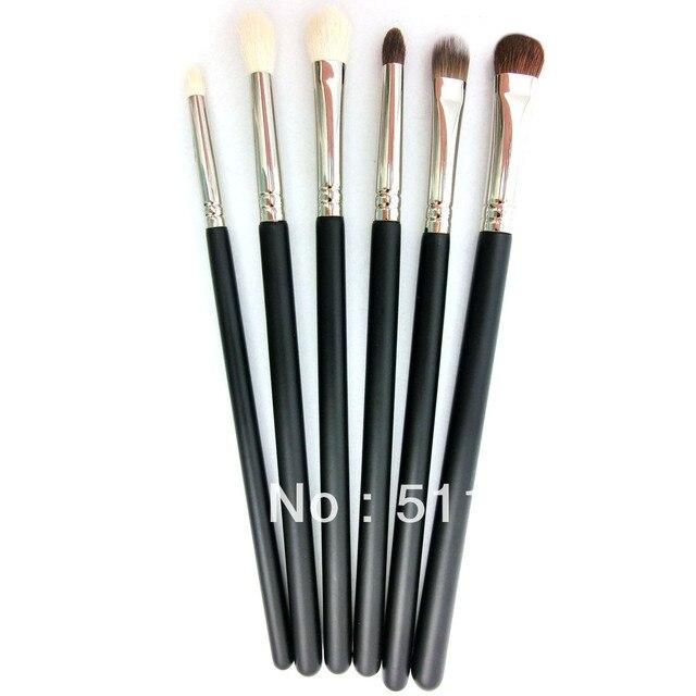 Eyes kit Wholesale Makeup Brush Cosmetic Set Kit  Black Makeup Eyeshadow Brush set  Free Shipping