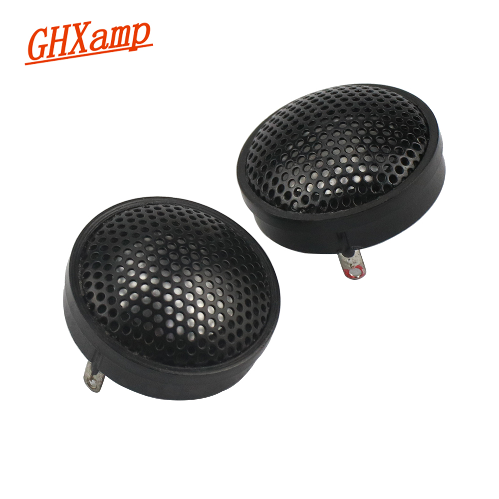 "1pcs 1.25/""inch 6ohm 25W Titanium diaphragm tweeter Desktop speakers 31mm"