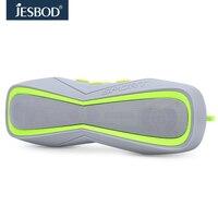 Jesbod J17 Sports Bluetooth Speaker IPX7 Waterproof Design Portable Wireless Loudspeaker Sound System 3D Stereo Music