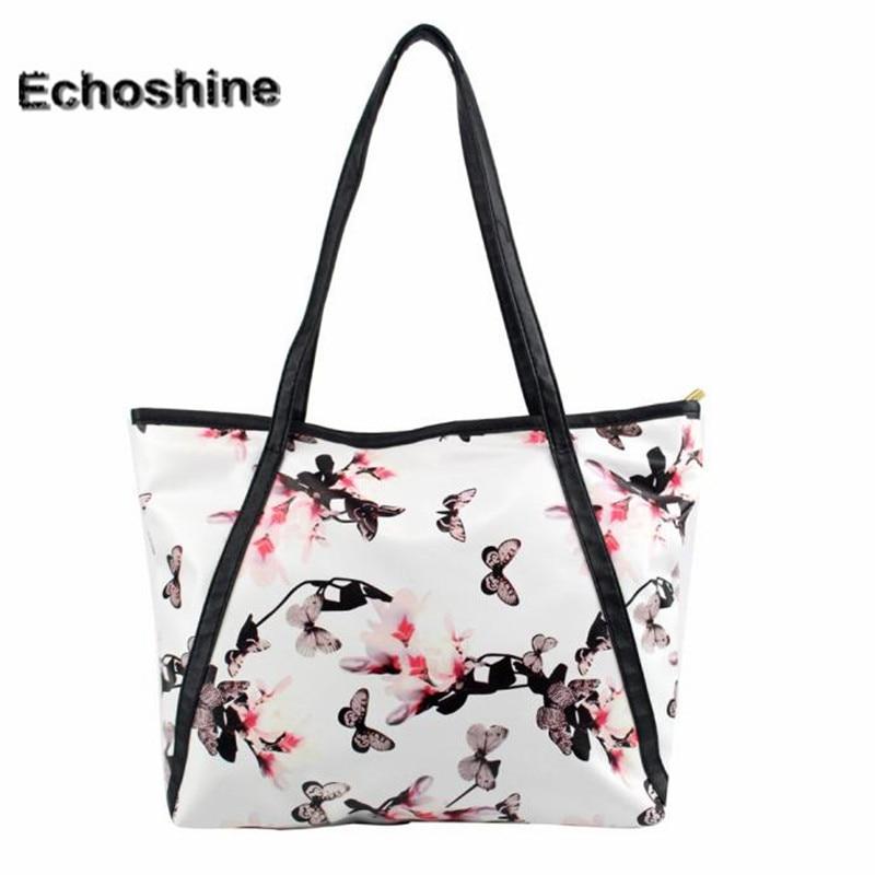 2016 hot sale Women Fashion Leather Bag Flowers Handbag Shoulder Bags Large  Tote Ladies Purse school bga Messenger Bag 71808e2d89709